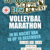 Volleyballen voor Serious Request