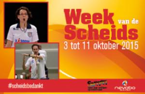 Week vd Scheids 2015